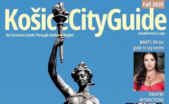 KošiceCityGuide – Aktuálne vydanie – JESEŇ 2020