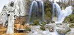 socha anjela a Hájske vodopády