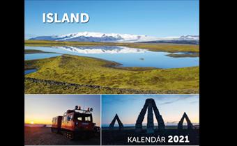 Kalendár Island 2021